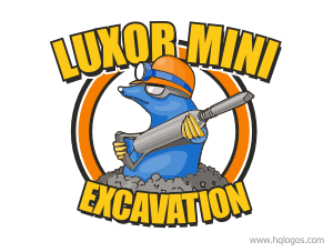 Excavation And Landscaping Logo Design Hq Business Logos